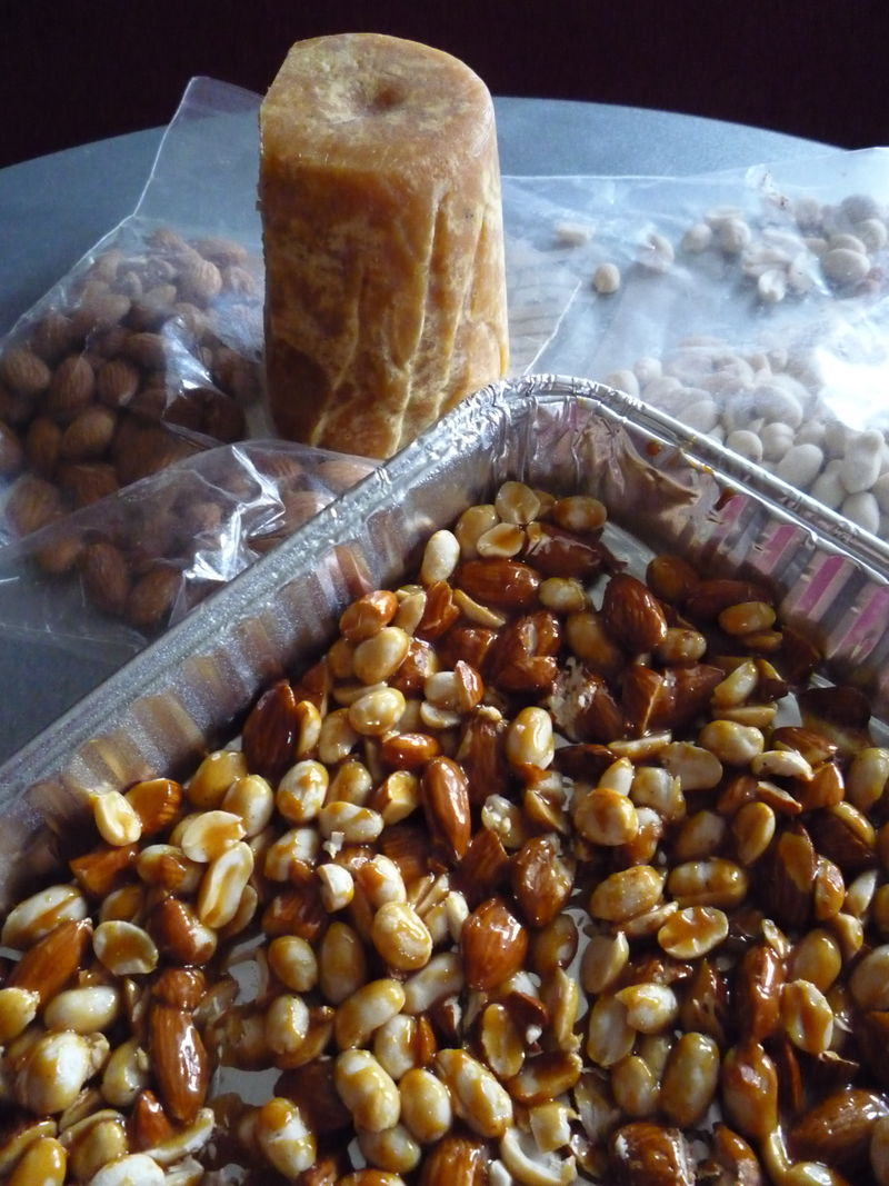 jaggery nuts
