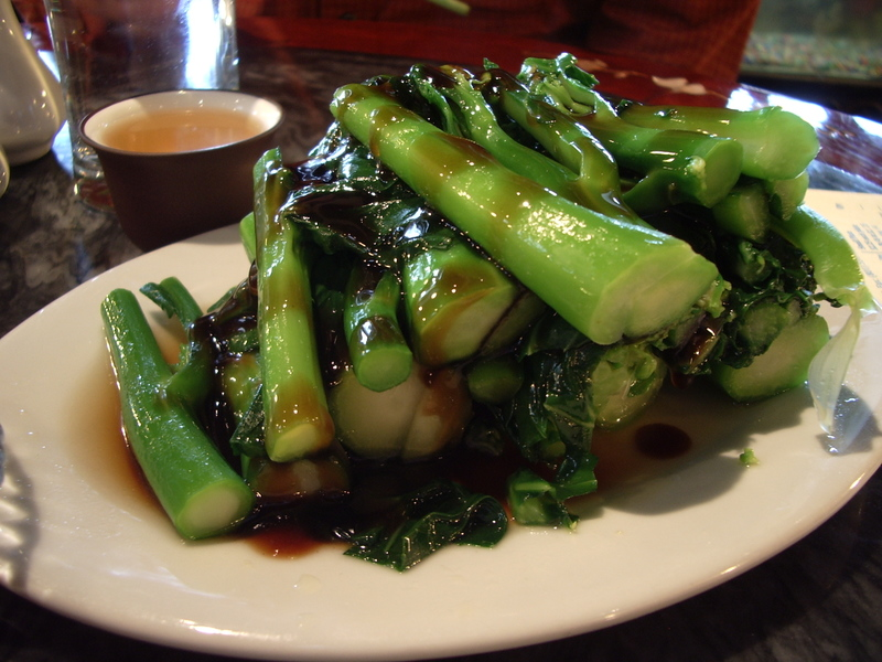 Greens_with_oyster_sauce
